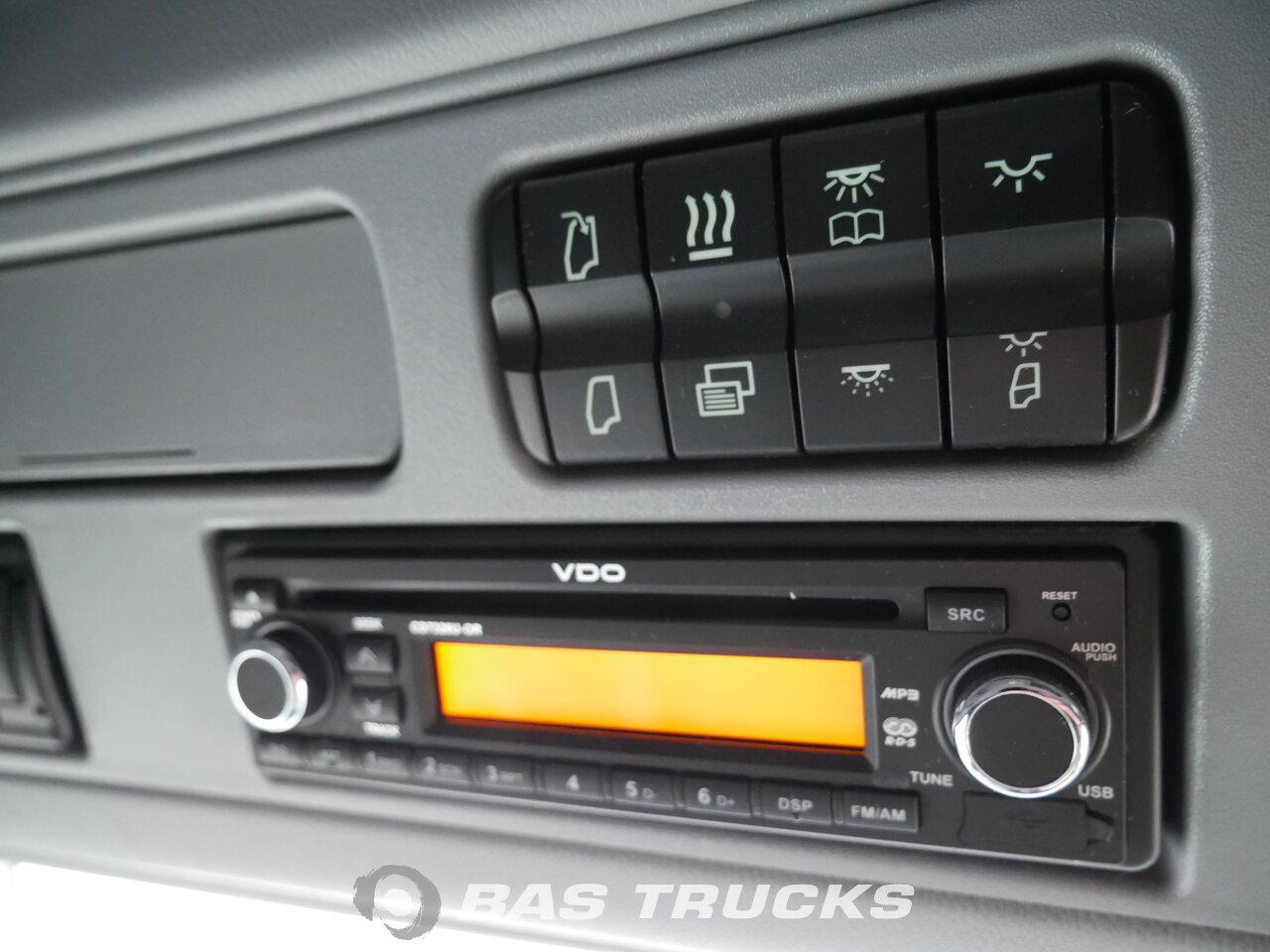 À venda em BAS Trucks: Mercedes Actros 2648 L 6X4 11/2011