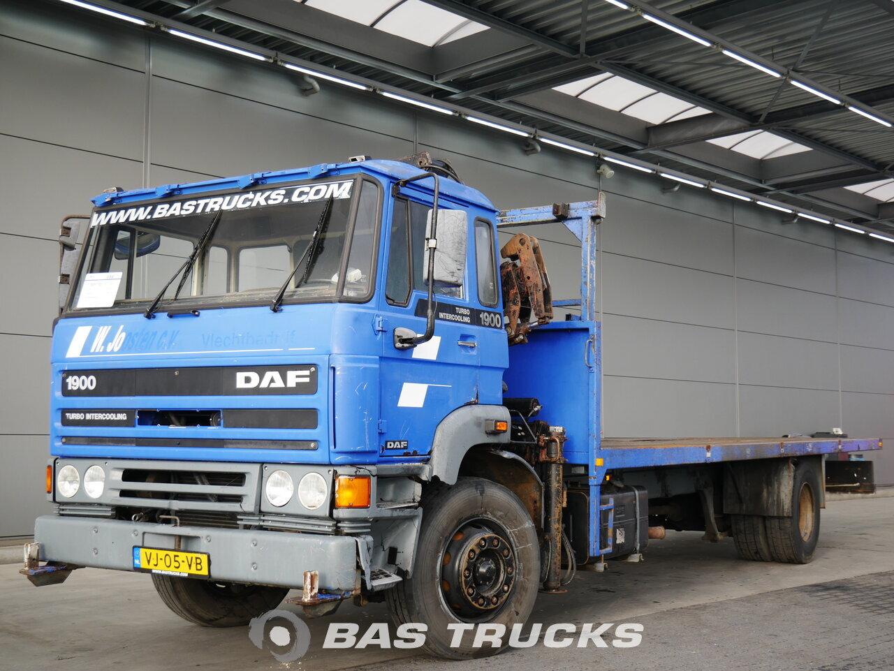 foto de Usado Camiones DAF 1900 210 4X2 1990