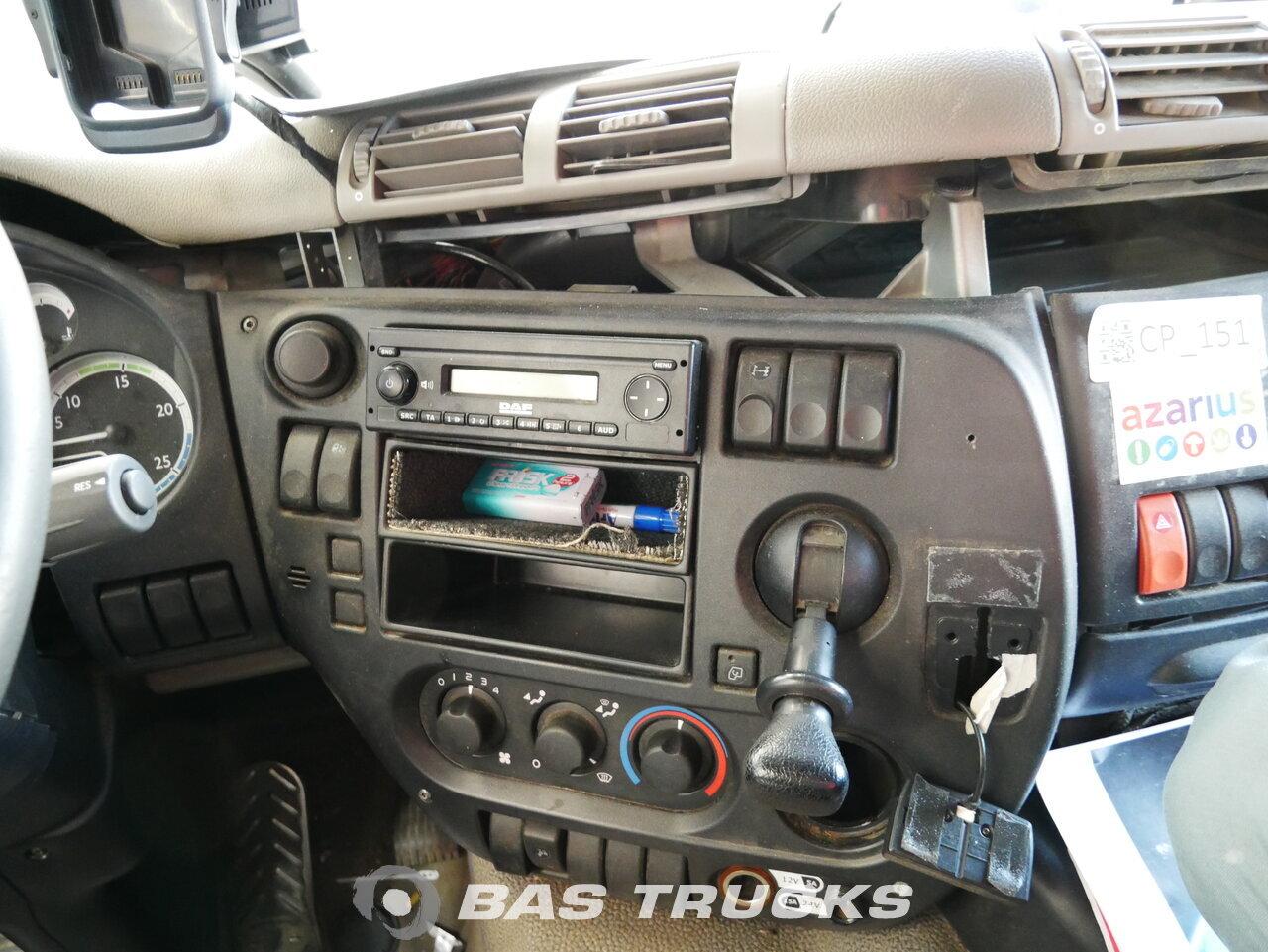 foto de Usado Camiones DAF CF75.250 Manual Euro 5 4X2 2009