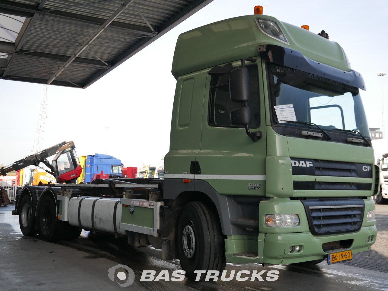 foto de Usado Camiones DAF CF85.410 6X2 2010