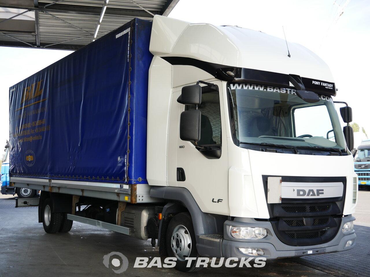foto de Usado Camiones DAF LF 180 4X2 2014