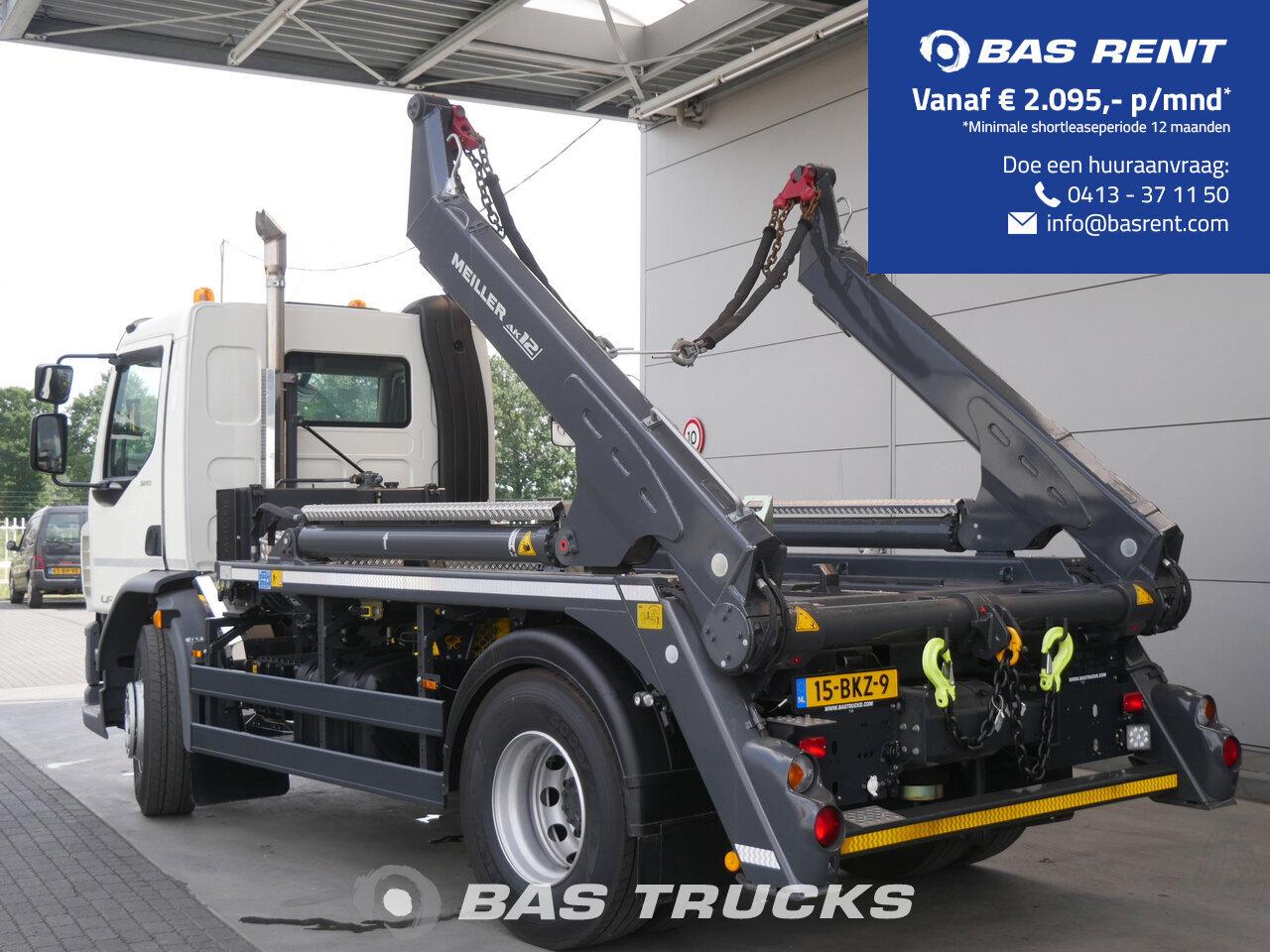 foto de Usado Camiones DAF LF 320 4X2 2018