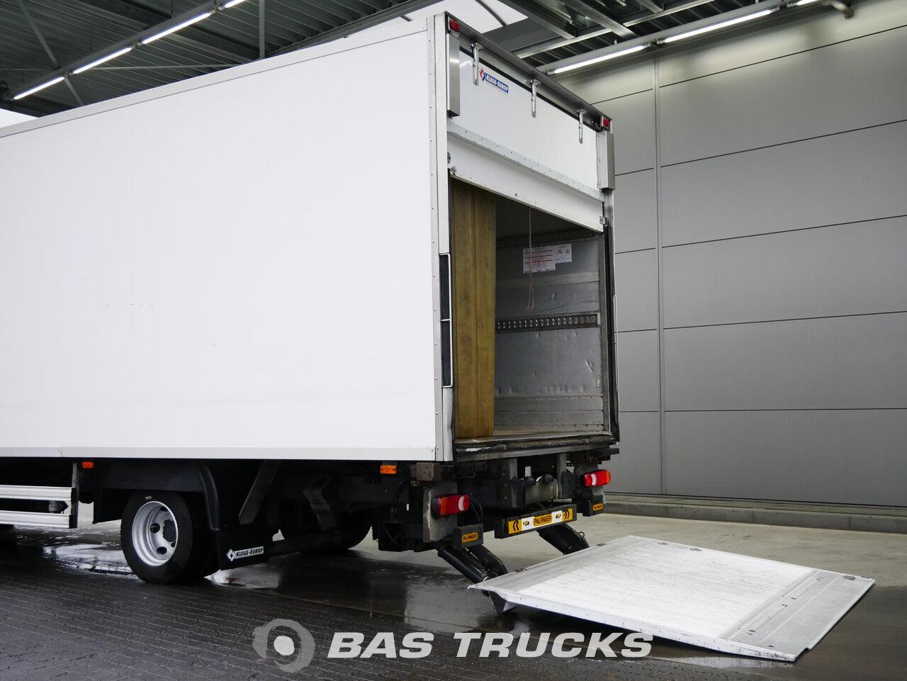 foto de Usado Camiones DAF LF45.180 4X2 2012