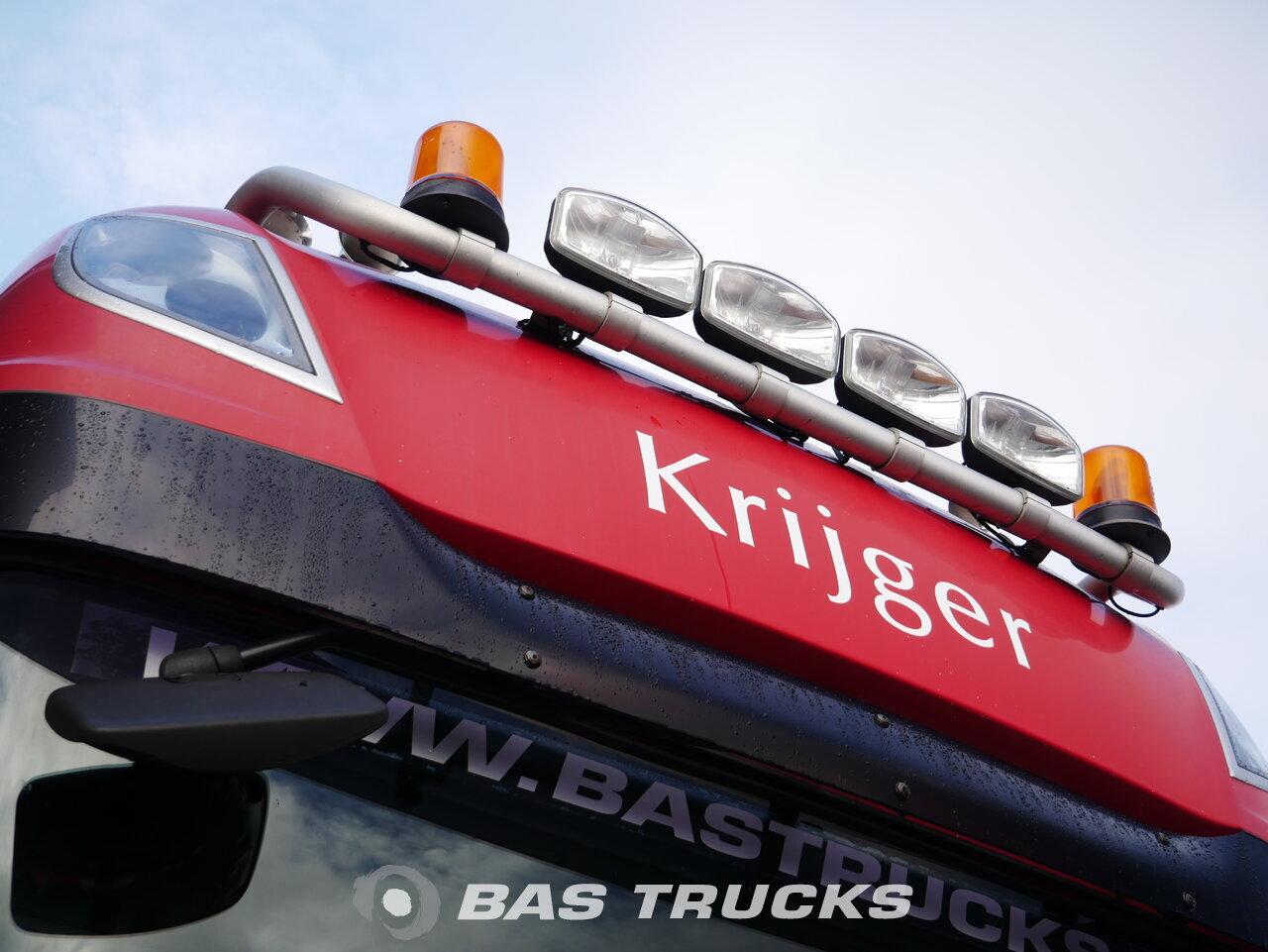 foto de Usado Camiones DAF XF105.510 SSC 8X2 2008