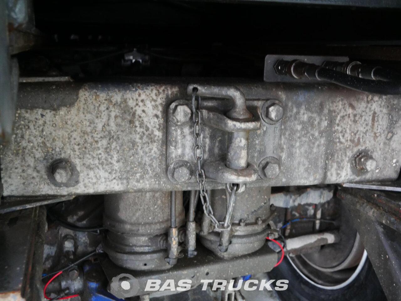 foto de Usado Camiones Ginaf X4243 TS 8X4 2006