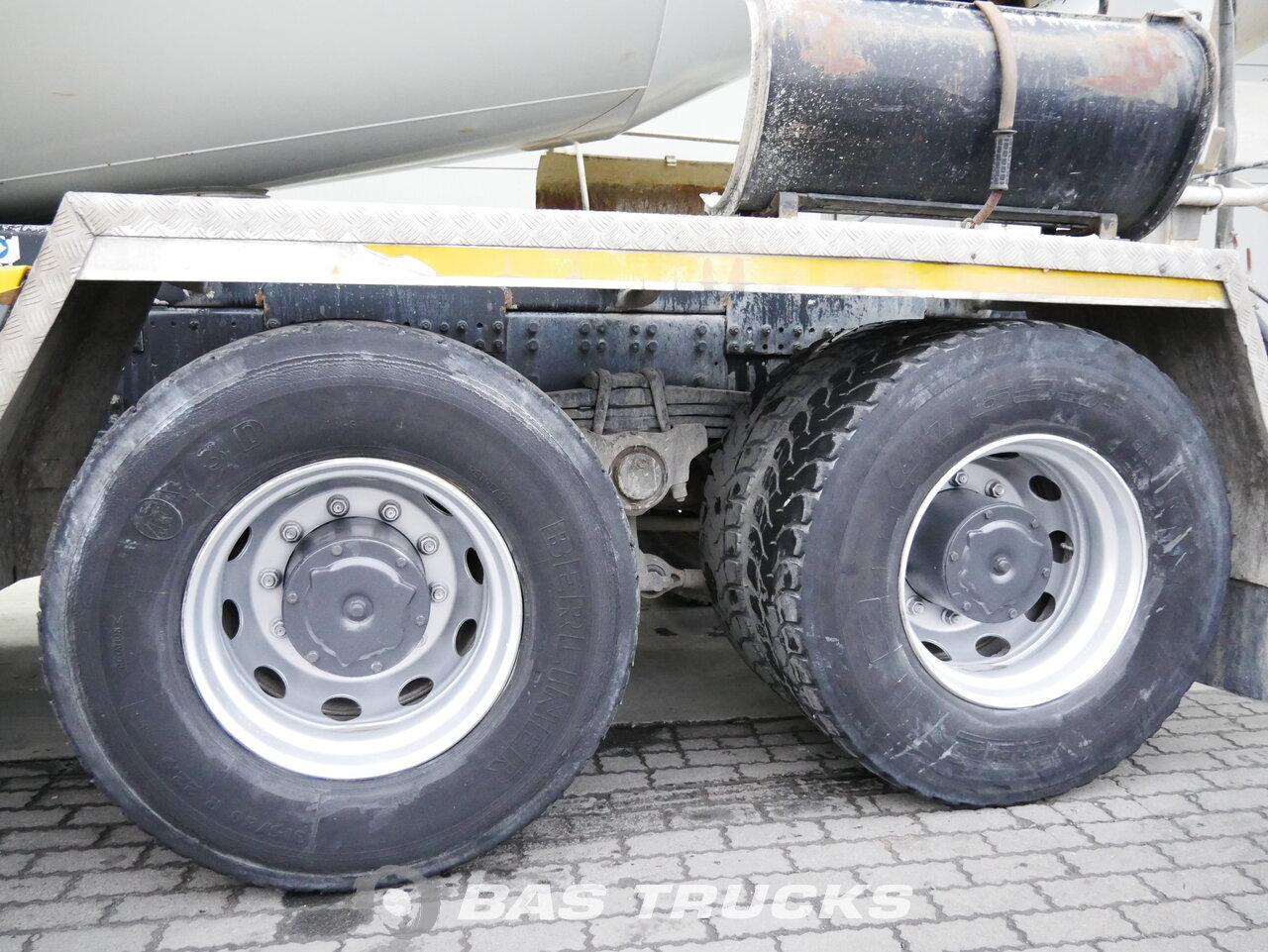 foto de Usado Camiones IVECO Trakker HI-Land AD340T45 8X4 2014
