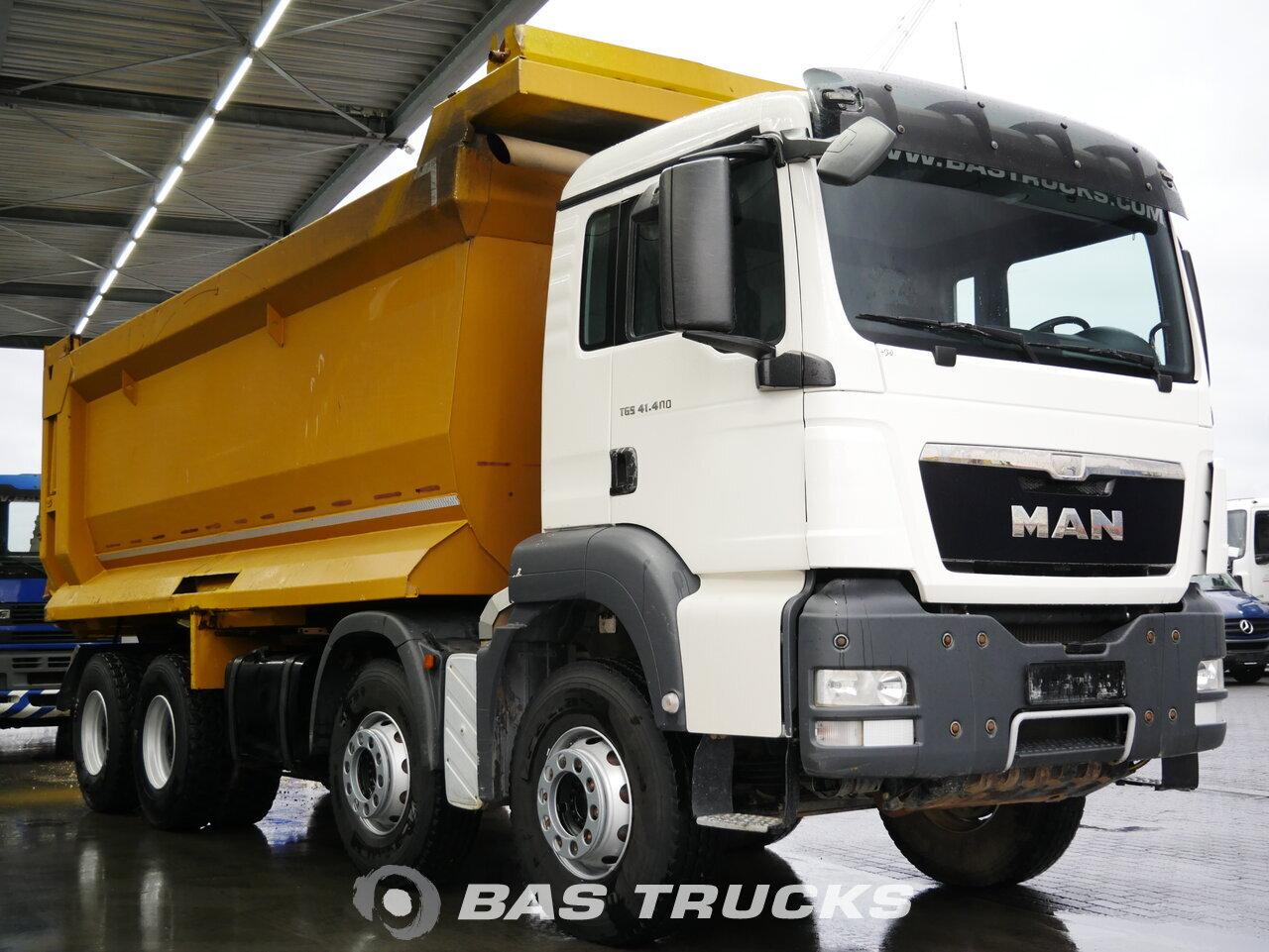 foto de Usado Camiones MAN TGS 41.400 M 8X4 2016