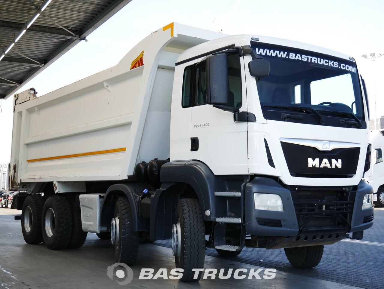foto de Usado Camiones MAN TGS 41.400 M 8X4 2018