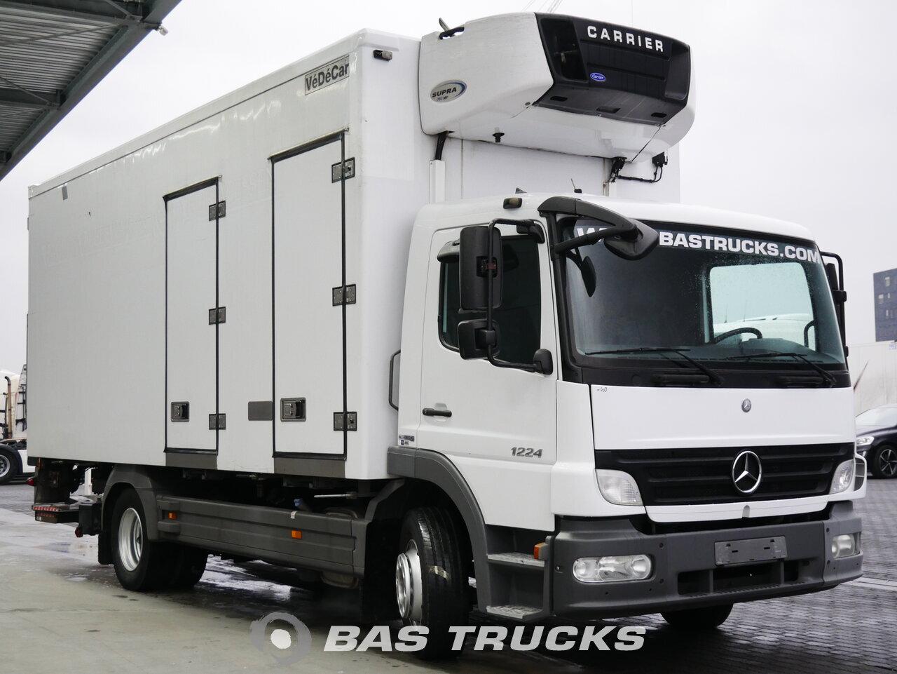 foto de Usado Camiones Mercedes Atego 1224 L 4X2 2010