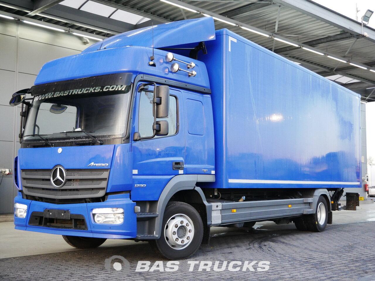 foto de Usado Camiones Mercedes Atego 1230 L 4X2 2014