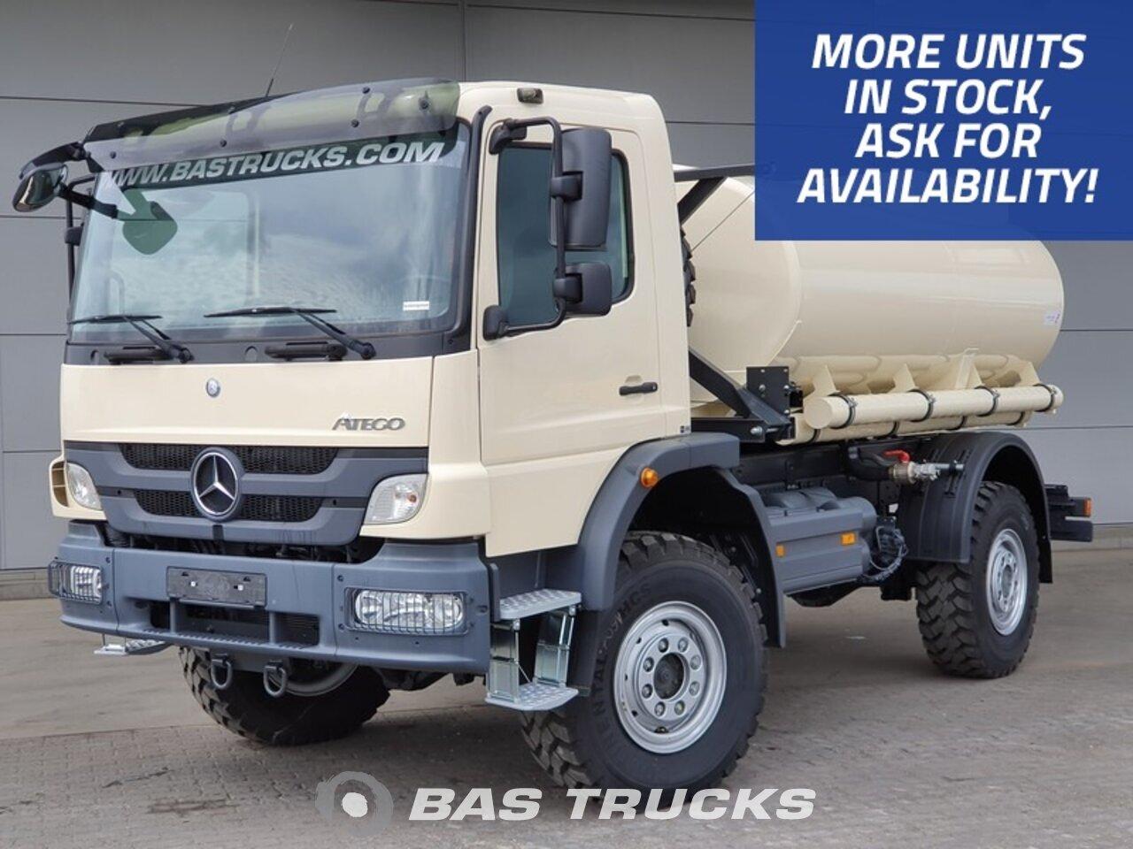 Mercedes Atego 1317 Nuevo Camiones Tank Depositos Bas Trucks