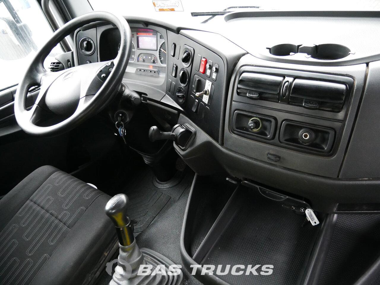 foto de Usado Camiones Mercedes Axor 4140 8X4 2016