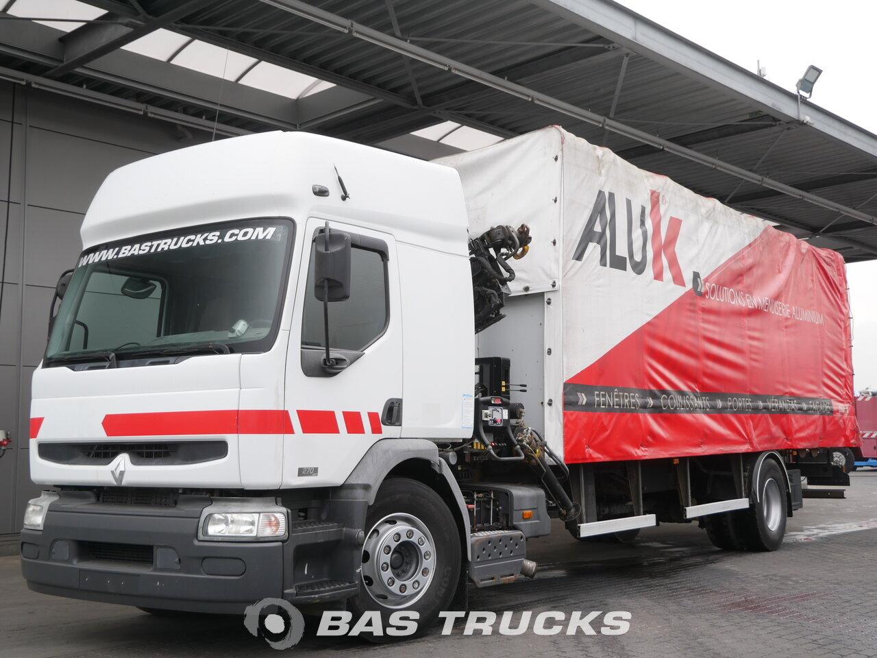 foto de Usado Camiones Renault Premium 270 4X2 2004