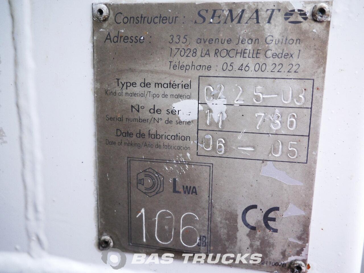 foto de Usado Camiones Renault Premium 270 4X2 2005