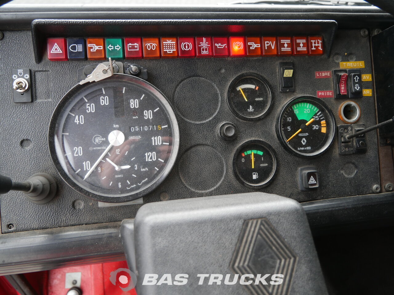 foto de Usado Camiones Renault S170 13 4X4 1990