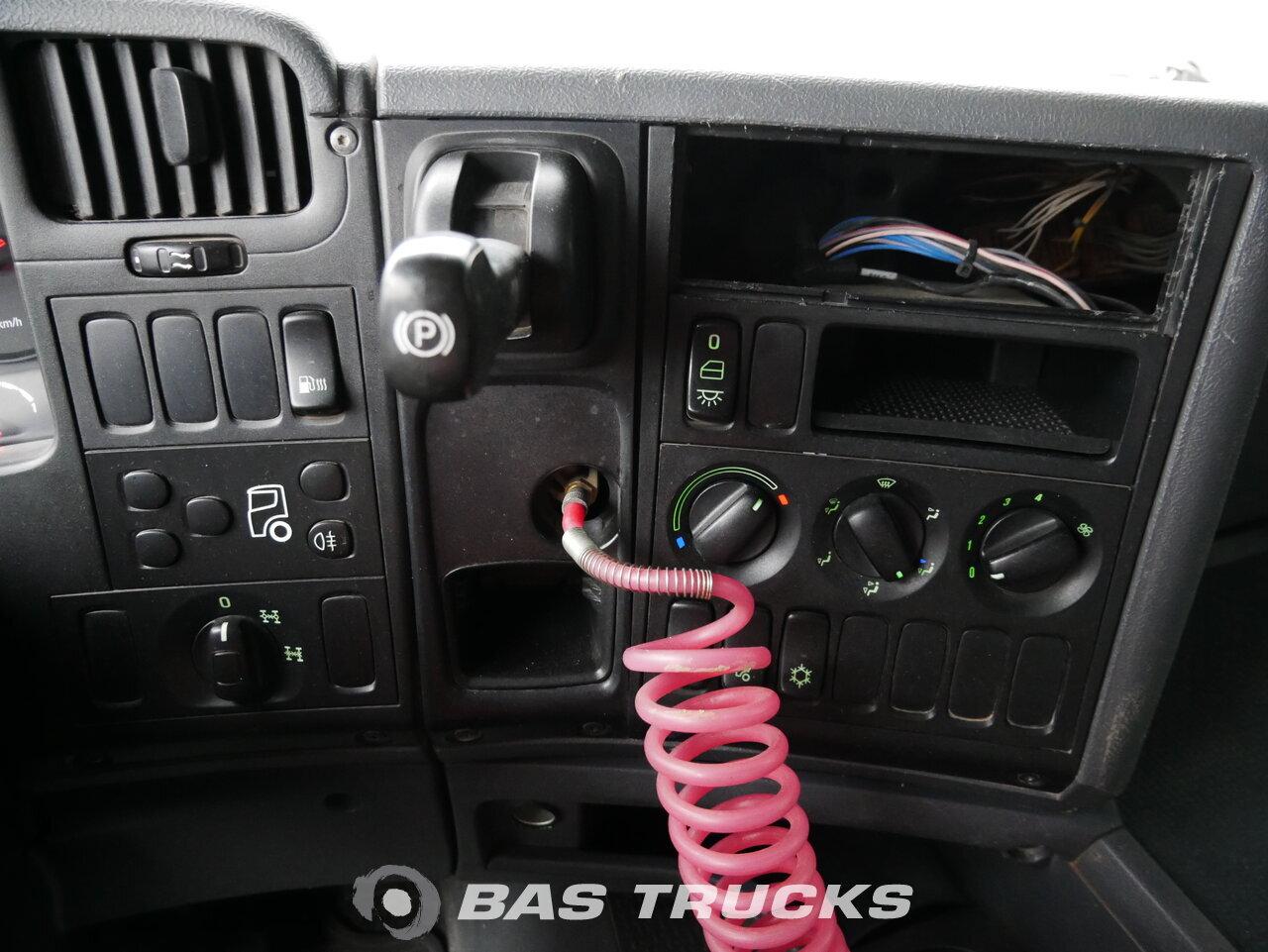 foto de Usado Camiones Scania G400 8X4 2015