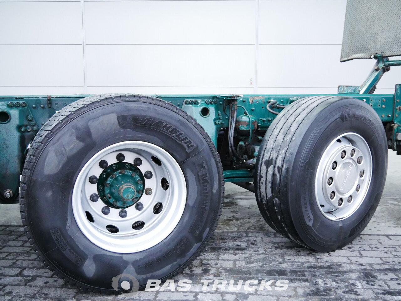 foto de Usado Camiones Scania R500 6X2 2008