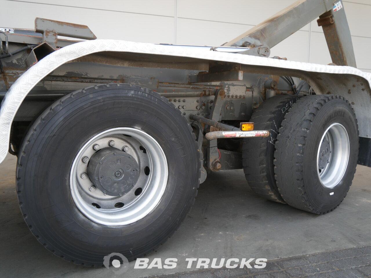 foto de Usado Camiones Terberg FM 420 6X6 2006