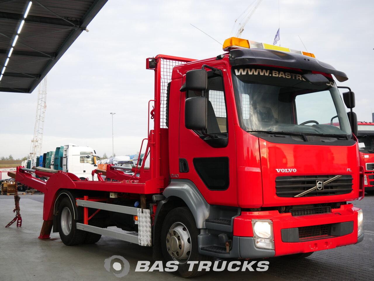 foto de Usado Camiones Volvo FL 240 4X2 2008