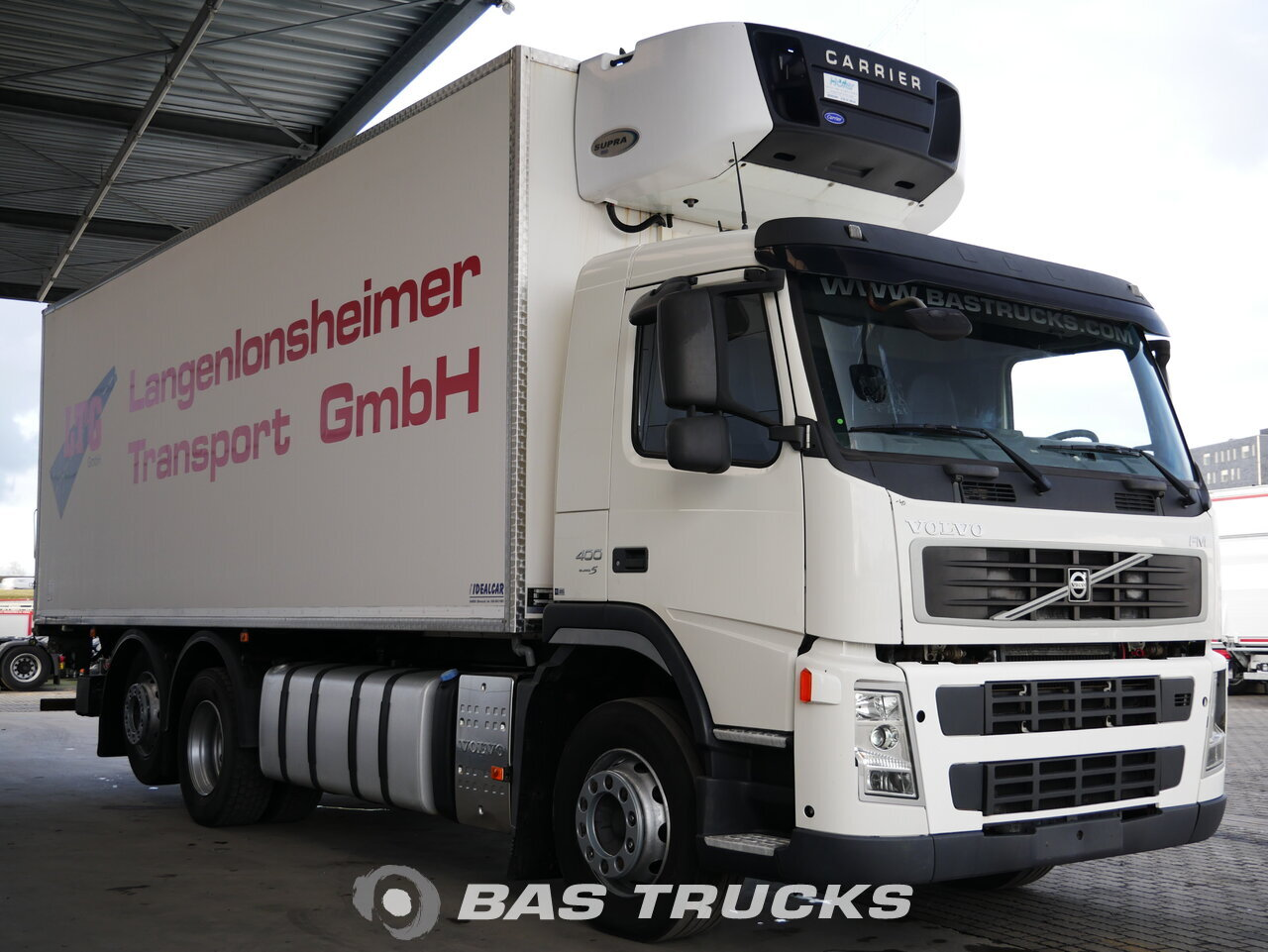 foto de Usado Camiones Volvo FM 400 6X2 2008