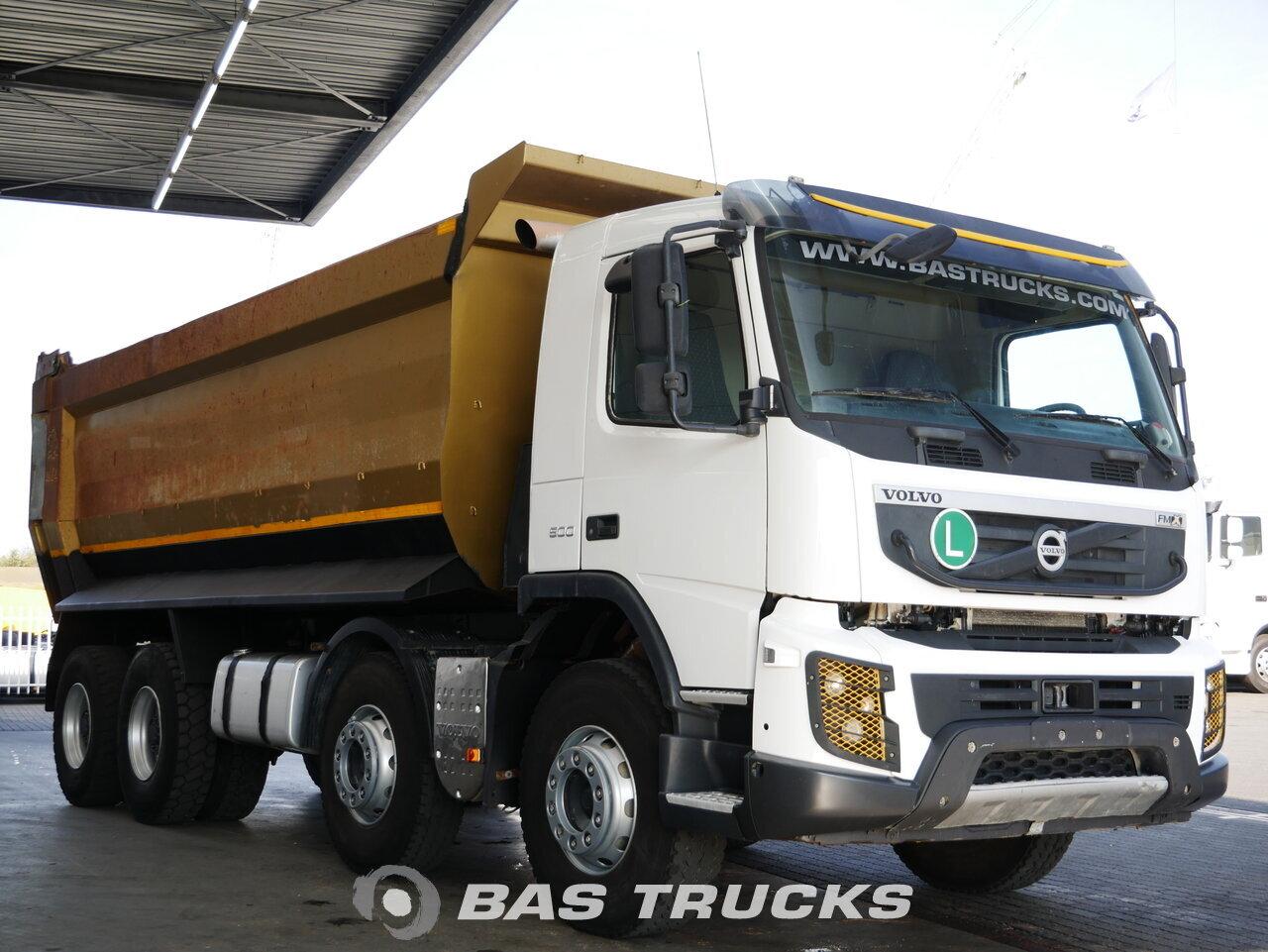 foto de Usado Camiones Volvo FMX 500 8X4 2015
