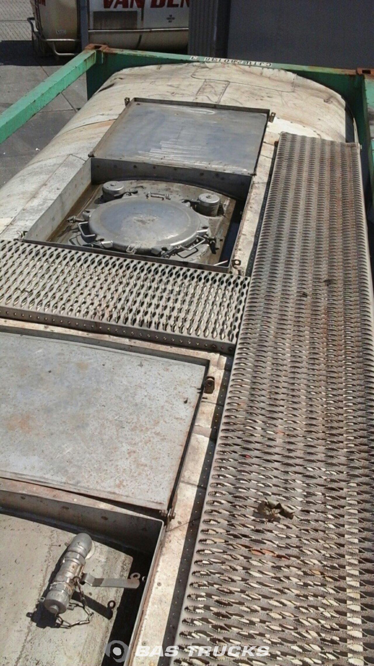 foto de Usado Contenedor MIG International 20Ft Tankcontainer IMO-1 27000Ltr 20ft 1970