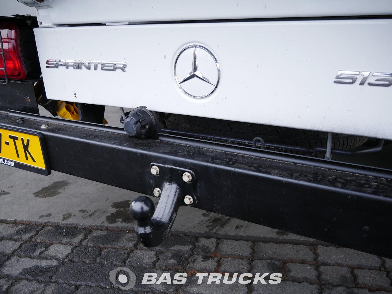 foto de Usado Furgoneta liviana Mercedes Sprinter 2016