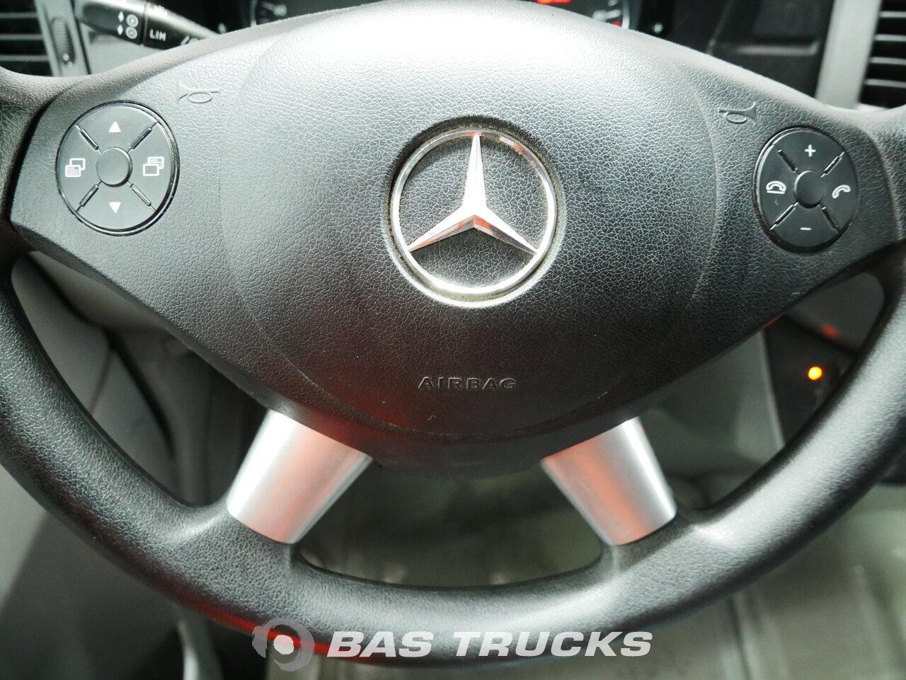 foto de Usado Furgoneta liviana Mercedes Sprinter 2017