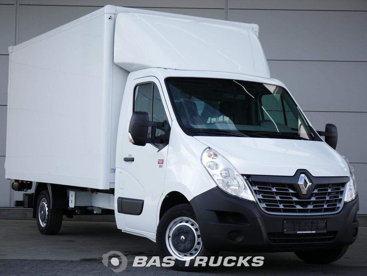 foto de Usado Furgoneta liviana Renault Master 2016