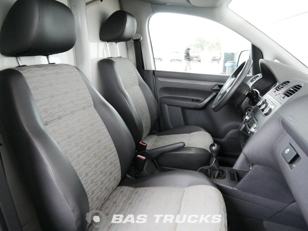 foto de Usado Furgoneta liviana Volkswagen Caddy 2011