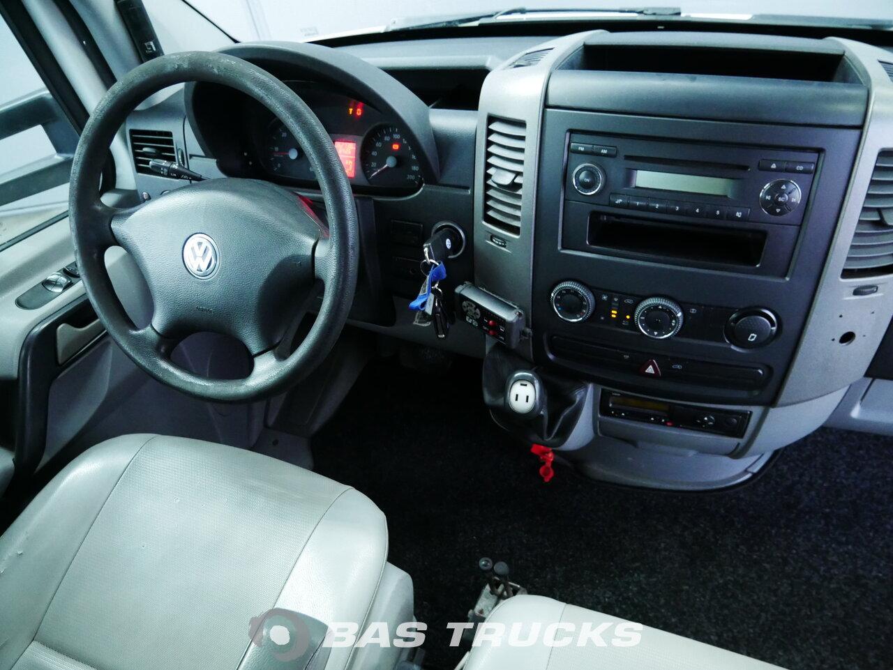 foto de Usado Furgoneta liviana Volkswagen Crafter 2009