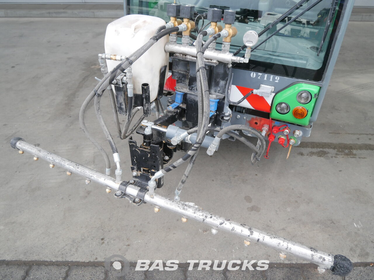 foto de Usado Máquinaria de construcción Boschung OLYMPIC L3 GO 4X4 2009