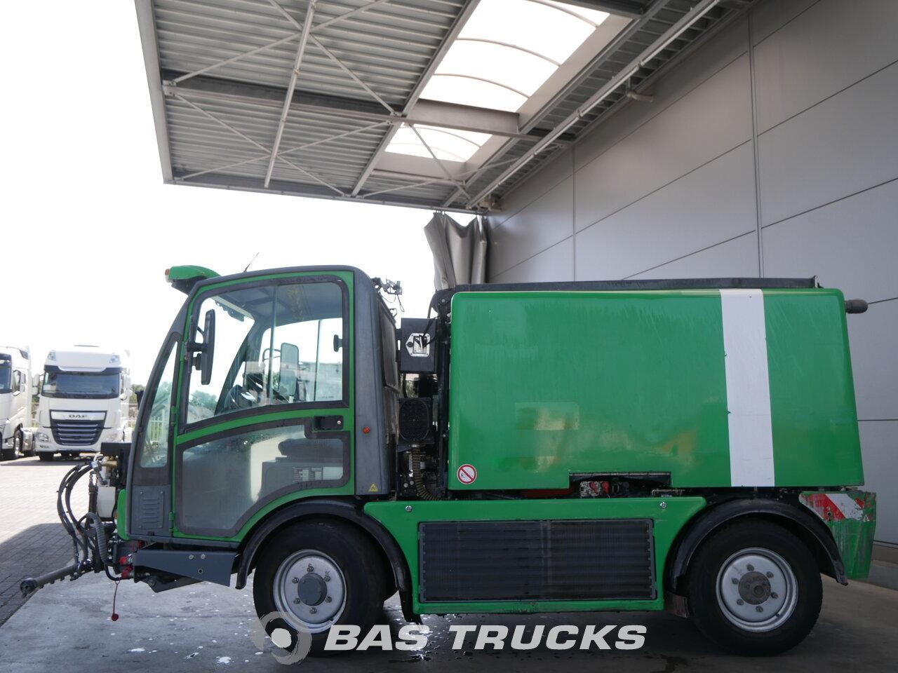 foto de Usado Máquinaria de construcción Boschung OLYMPIC L3 GO 4X4 2012