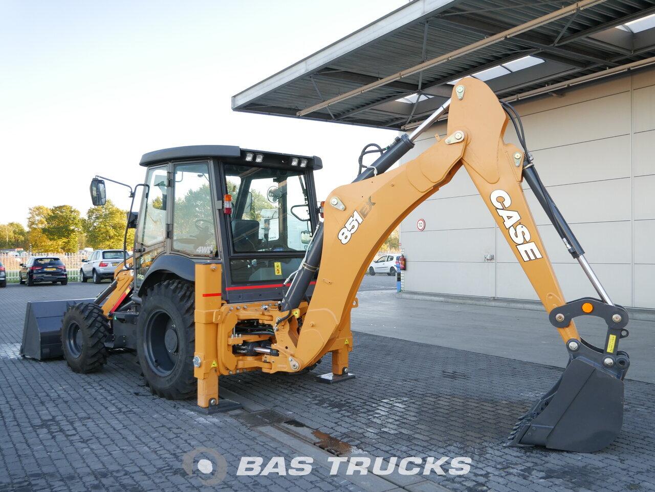 foto de Usado Máquinaria de construcción Case 851 EX-SS 4X4 2018
