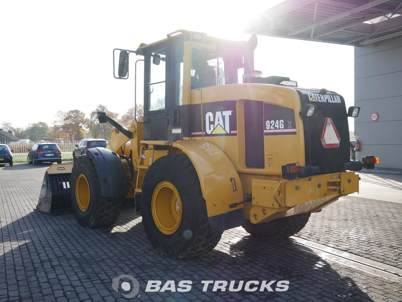 foto de Usado Máquinaria de construcción Caterpillar 924G 4X4 2003