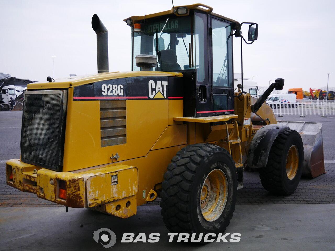 foto de Usado Máquinaria de construcción Caterpillar 928G 4X4 2002
