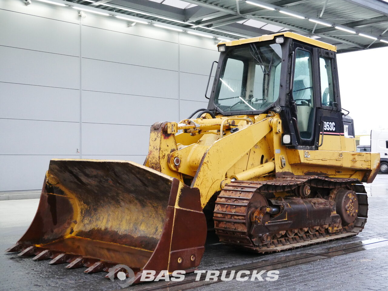 foto de Usado Máquinaria de construcción Caterpillar 953C Track 1998