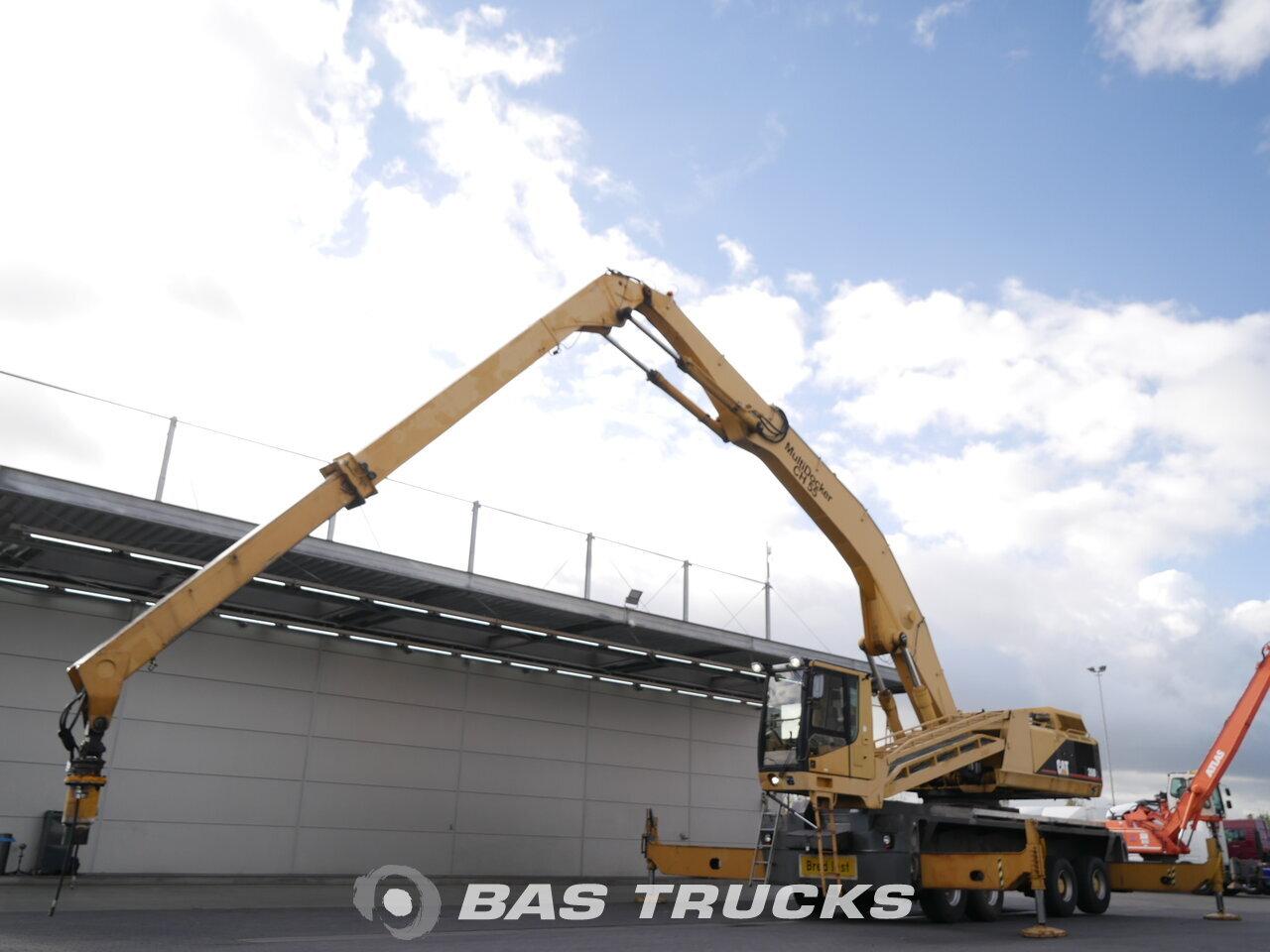 foto de Usado Máquinaria de construcción Caterpillar Multidocker CH55 8X4 1998