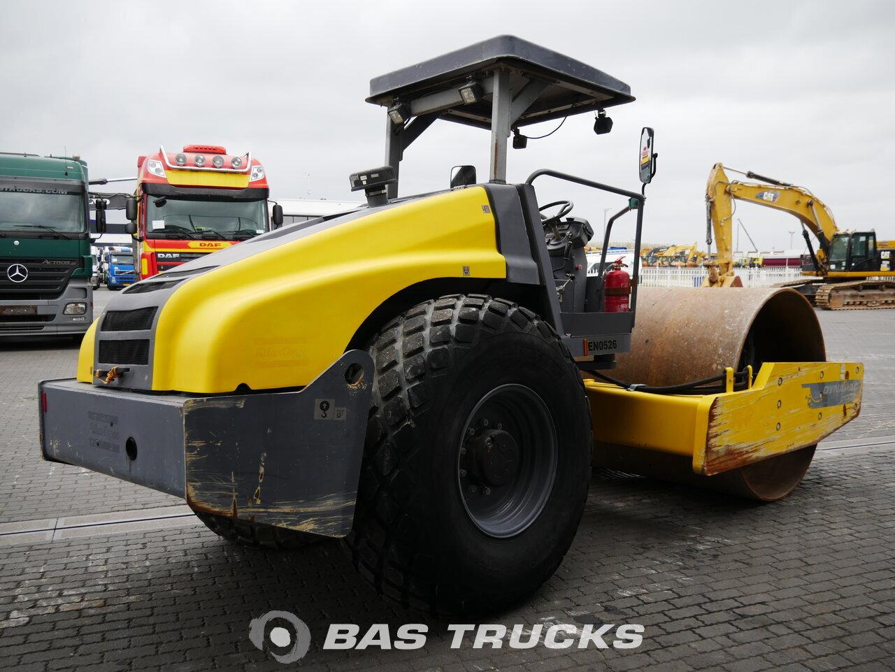 foto de Usado Máquinaria de construcción Dynapac CA 270 D Roller 2014