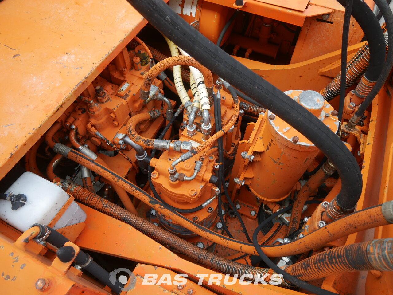 foto de Usado Máquinaria de construcción Hitachi FH450LCH-3 Track 1996