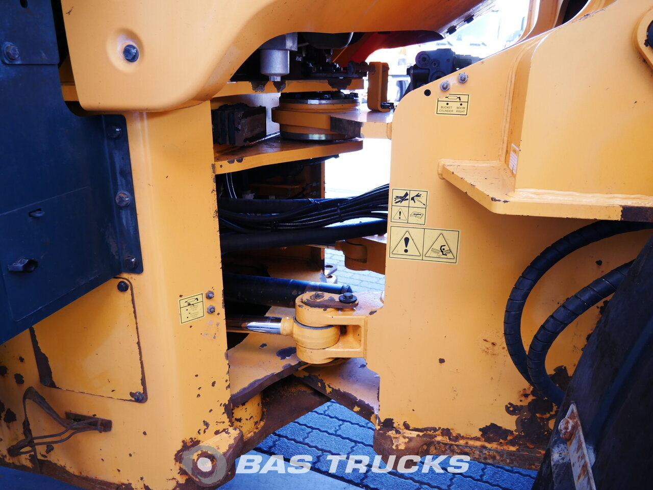 foto de Usado Máquinaria de construcción Hyundai  HL770 9-A XTD 4X4 2015