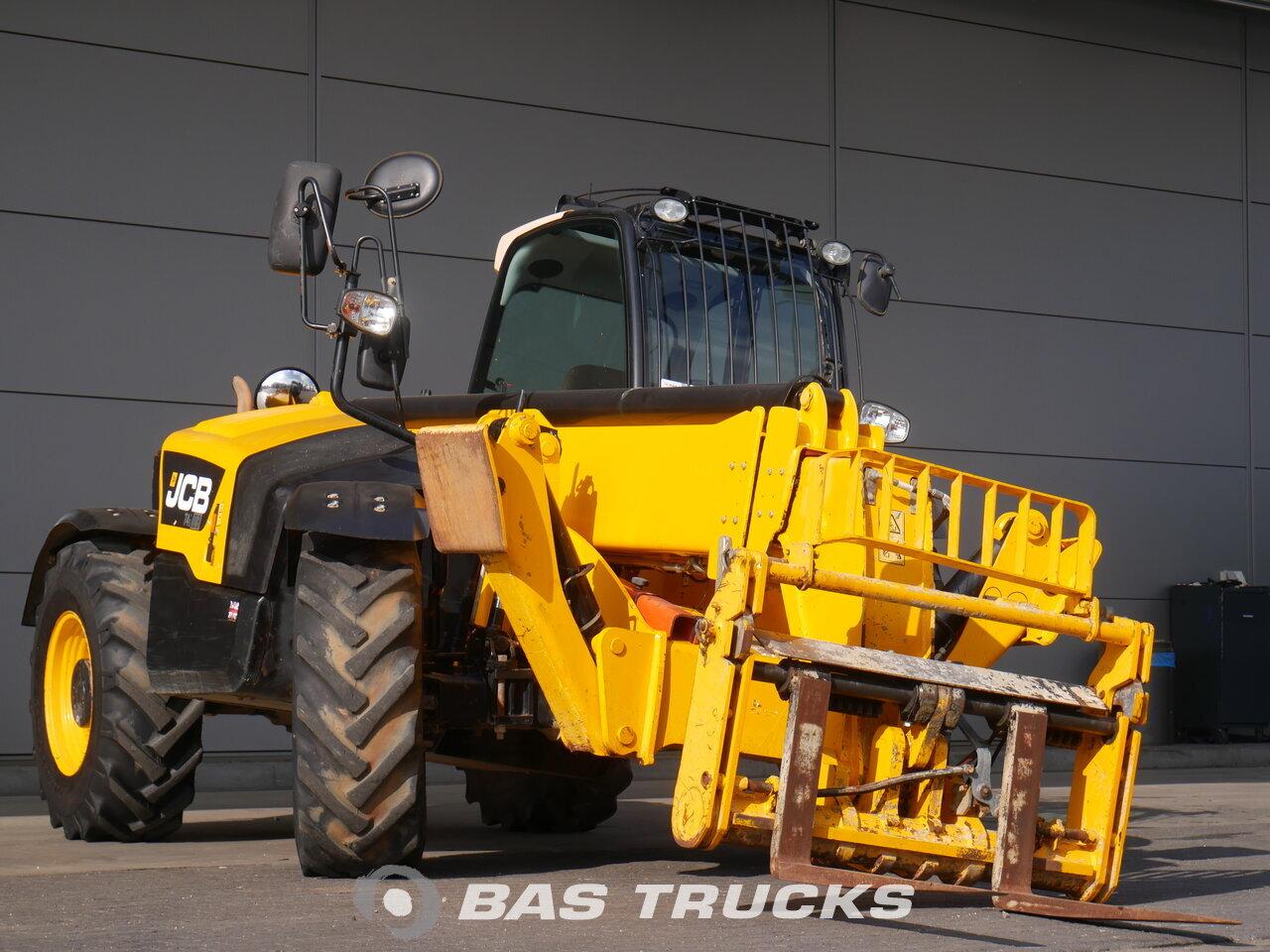 foto de Usado Máquinaria de construcción JCB 535-140 HIVIZ 4X4 2014
