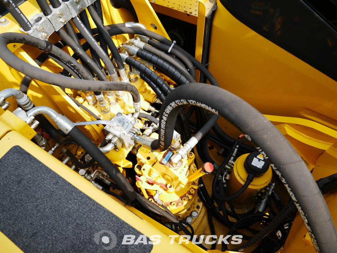 foto de Usado Máquinaria de construcción Komatsu PW160 4X4 2009