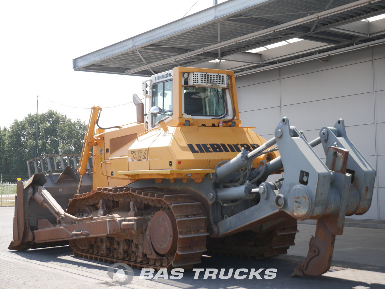foto de Usado Máquinaria de construcción Liebherr 764 Track 2007