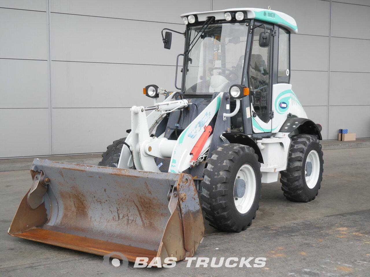 foto de Usado Máquinaria de construcción Venieri VF 363 4X4 2004