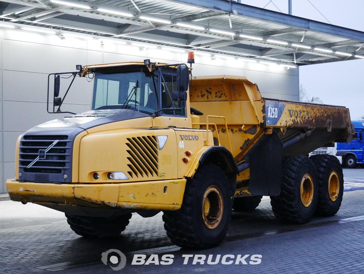 foto de Usado Máquinaria de construcción Volvo A25D 6X6 2004