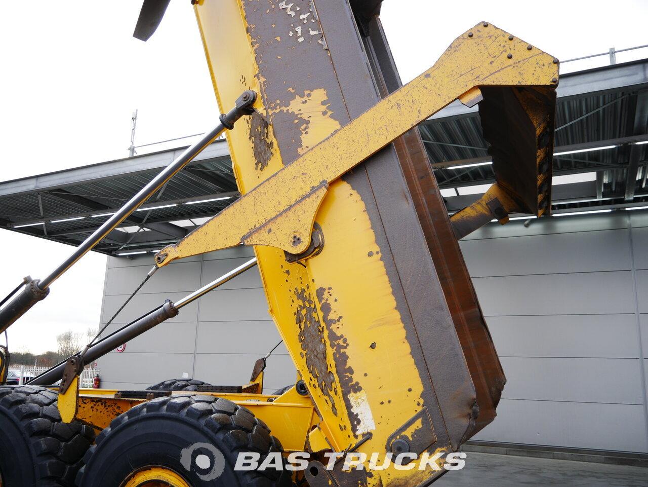 foto de Usado Máquinaria de construcción Volvo A35F 6X6 2013