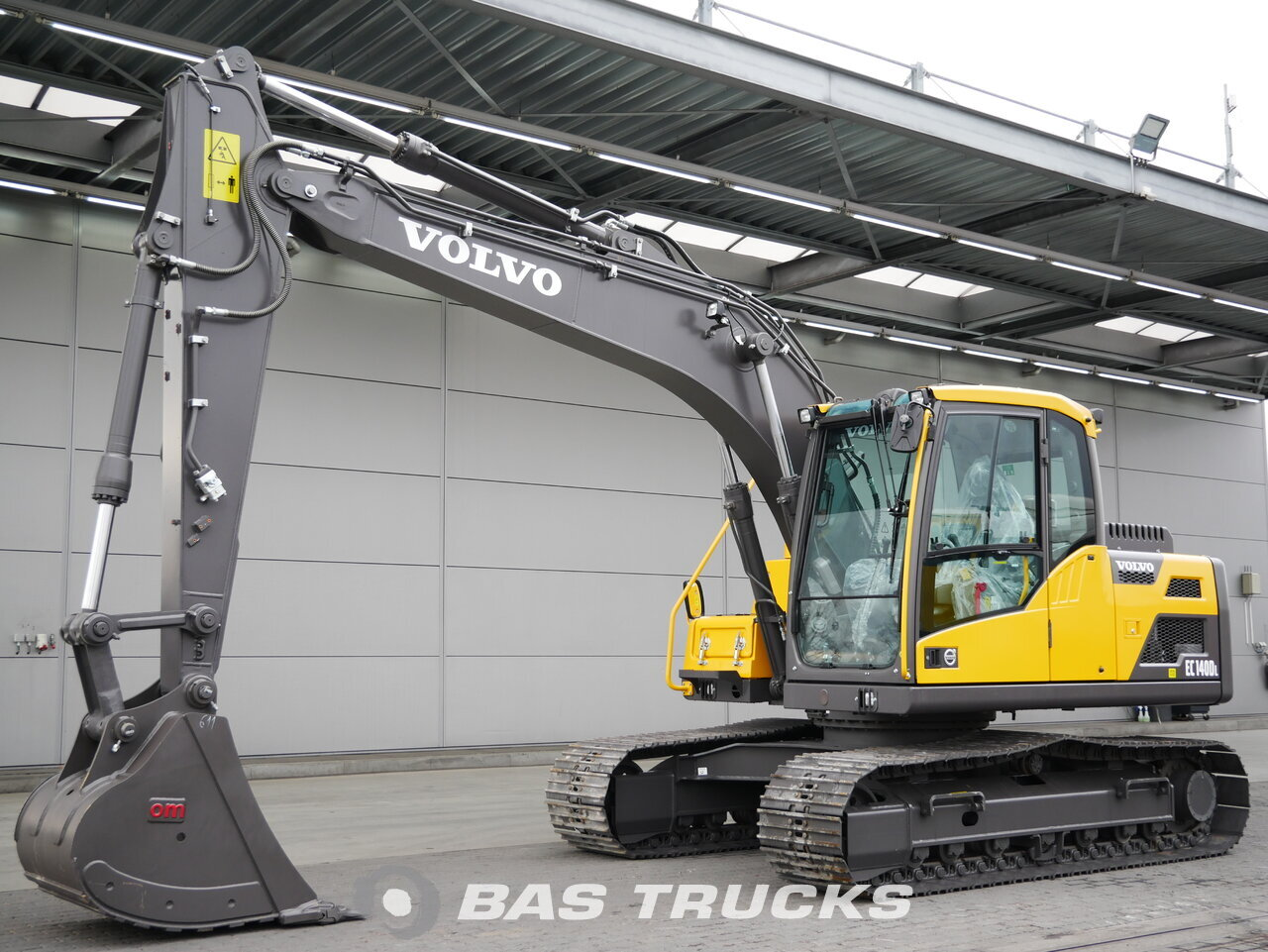 foto de Usado Máquinaria de construcción Volvo EC140 DL Track 2018