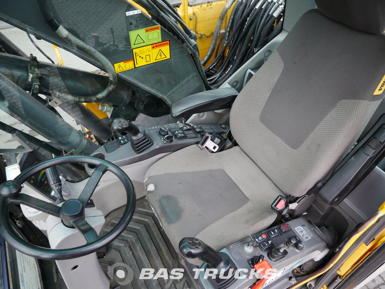 foto de Usado Máquinaria de construcción Volvo EW140C 4X4 2007