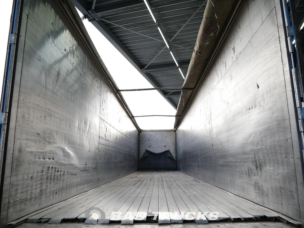 foto de Usado Semirremolque Knapen 90m3 Liftachse Walkingfloor K200 3 Ejes 2011